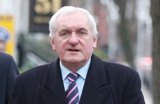 "Bertie Ahern is ""iffy"" about how the Garda dispute was resolved"