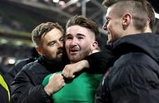 Maguire the hero as Cork stun Dundalk in FAI Cup final