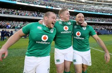 Wexford man Furlong feels emotion and pride after Ireland make history