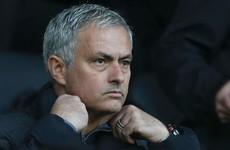 Mourinho hails makeshift defence
