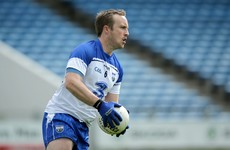Former Deise dual player Liam Lawlor leads The Nire to county football title in Waterford