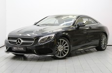 Dream Car: Feel rich and famous in a Mercedes-Benz S-Class Coupe