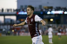 Joy for Kevin Doyle's Colorado Rapids as they see off LA Galaxy