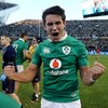 Carbery a picture of calm on his dream Ireland debut against the All Blacks