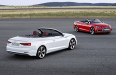 The next-generation Audi A5/S5 convertibles have been revealed