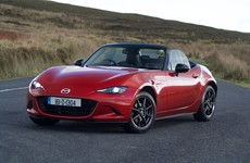 Review: The new Mazda MX-5 is a glorious convertible (even in an Irish winter)