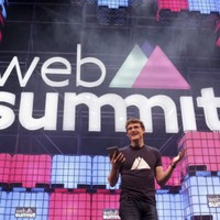 People who paid thousands for tickets left waiting outside Web Summit