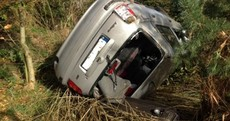 Driver under influence of drugs arrested after losing control of car