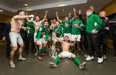 'Don't sell Maguire' - Cork's FAI Cup winners given heroes' welcome home