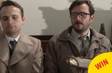 Last night's Republic of Telly sketch about Mass was just perfect