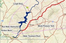 This is the route Irish Water wants its Shannon to Dublin pipeline to take
