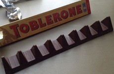 They've changed the shape of Toblerones and people are not happy