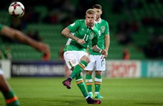 James McClean sits out Ireland training with back issue