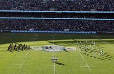 Earls glad to see Foley remembered with 'phenomenal' tribute in front of Haka