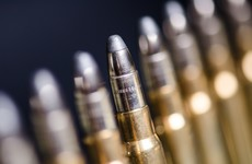 Man due in court after ammunition found in car