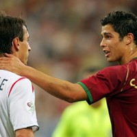 Neville had no qualms with Ronaldo's Rooney wink