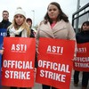 'Talking is always better than walking': Relief this morning as teachers to attend pay talks