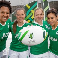 Ireland to face France and Australia in Women's Rugby World Cup pool