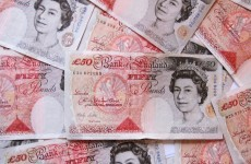 Heading North for some shopping? Watch out for fake banknotes...