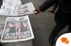 Opinion: How did the media miss Trump's majority?