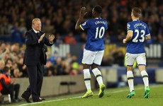 Ronald Koeman says Lukaku must leave Everton to fulfil his potential