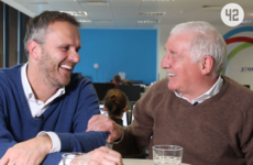 How well do Didi Hamann and Eamon Dunphy know each other?