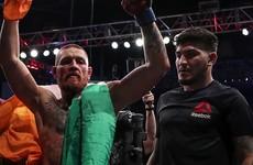 Danis believes McGregor can finish Alvarez 'quicker than Jose Aldo'