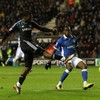 Last ditch Gomez goal saves Wigan against much fancied Chelsea