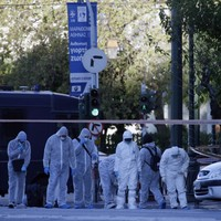 Policeman injured after grenade thrown at French embassy in Athens