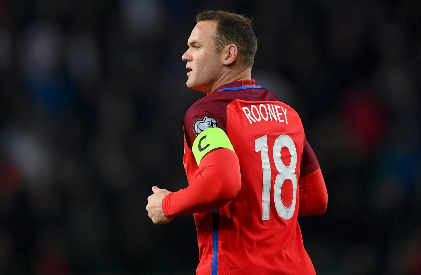 2dca11af Captain Wayne! Rooney will return to England team for showdown with ...