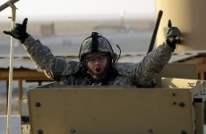 Elation as final US troops roll out of Iraq