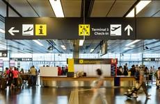 Newborn baby dies after being found in toilet bin at Vienna airport