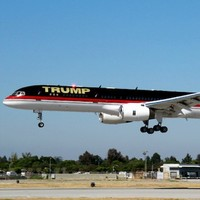 A prankster in Dublin has put Donald Trump's plane up on DoneDeal