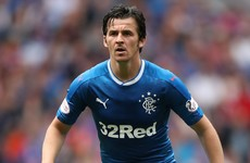 Joey Barton's short-lived spell at Rangers is officially over