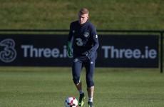 Ireland handed major fitness boost ahead of vital Austria qualifier