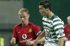 'I wished I had never played Ronaldo against Man United'