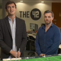 The42 Rugby Show: Murray Kinsella and Ian Dowling on facing the haka and Ireland's defence