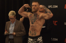 McGregor makes weight but another bout is pulled from UFC 205