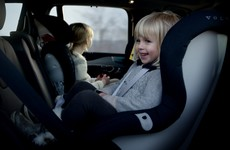 Which cars will fit three child seats in the back?