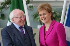 Nicola Sturgeon to address the Seanad during visit to Dublin