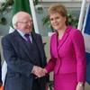 Nicola Sturgeon to address the Seanad during visit to Dublin