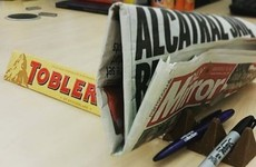 People are finding ingenious ways to use those new Toblerone bars