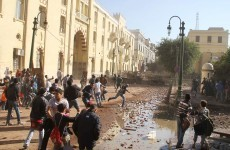 More than 440 wounded during clashes in Egypt