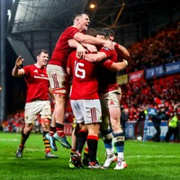 Another special night in Thomond Park as Maori All Blacks overawed by Munster