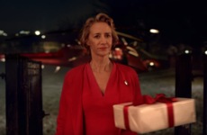 Everybody reckons the M&S Christmas ad (featuring a very glam Mrs Claus) beats John Lewis'