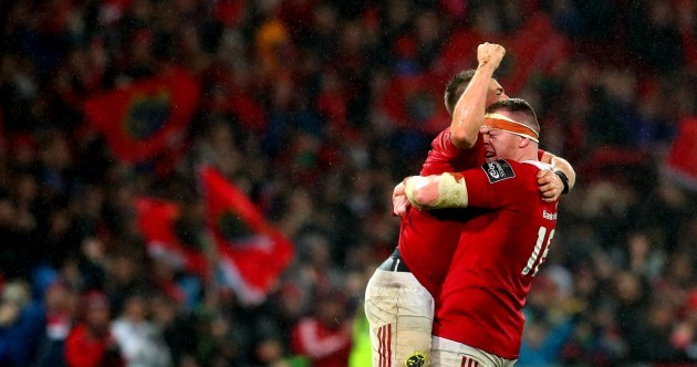 It feels like something special is happening with Munster and Thomond Park again