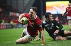 'I think my heart is turning Irish' - Erasmus feeling the Munster passion