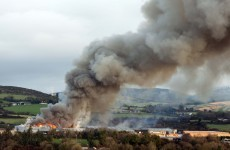 Fire under control at Macroom factory