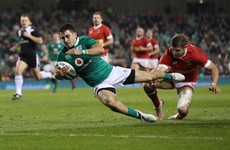 As it happened: Ireland v Canada, November Test