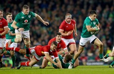 O'Halloran expecting a week of Bealham boasting after sublime offload try-assist